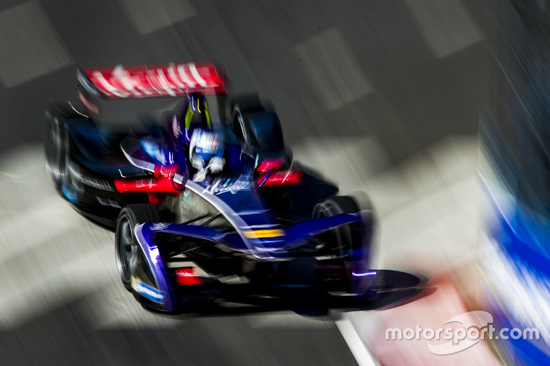Ausfall: Sam Bird, DS Virgin Racing