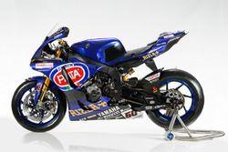 La moto di Michael van der Mark, Pata Yamaha Racing