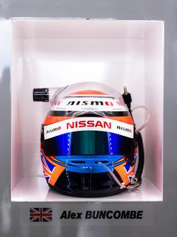 #23 Nissan Motorsport, Nissan GT-R Nismo GT3: Alex Buncombe helm