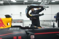 Specchietti Red Bull RB13