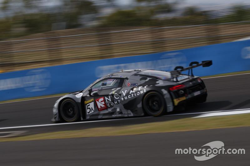 Defekt: #5 GT Motorsport Pty Ltd, Audi R8 LMS