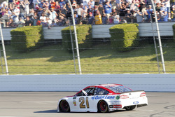 1. Ryan Blaney, Wood Brothers Racing Ford