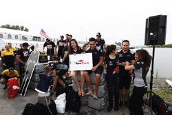 Haas F1 Team y Scuderia Toro Rosso