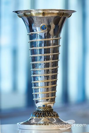 FIA Formula One World Drivers Championship Trophy