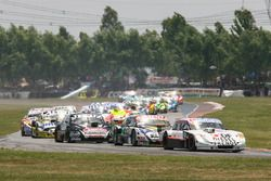 Leonel Sotro, Di Meglio Motorsport Ford, Norberto Fontana, Laboritto Jrs Torino, Pedro Gentile, JP R