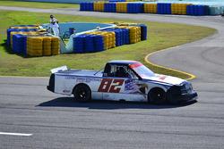 #82 Southern Pro Am Truck Series Chevrolet Silverado driven by Steve Jones