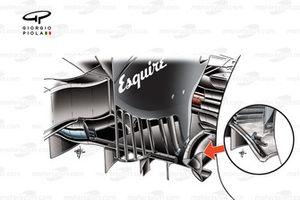 Williams FW37 diffuser design