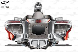 Châssis de la McLaren MP4-24