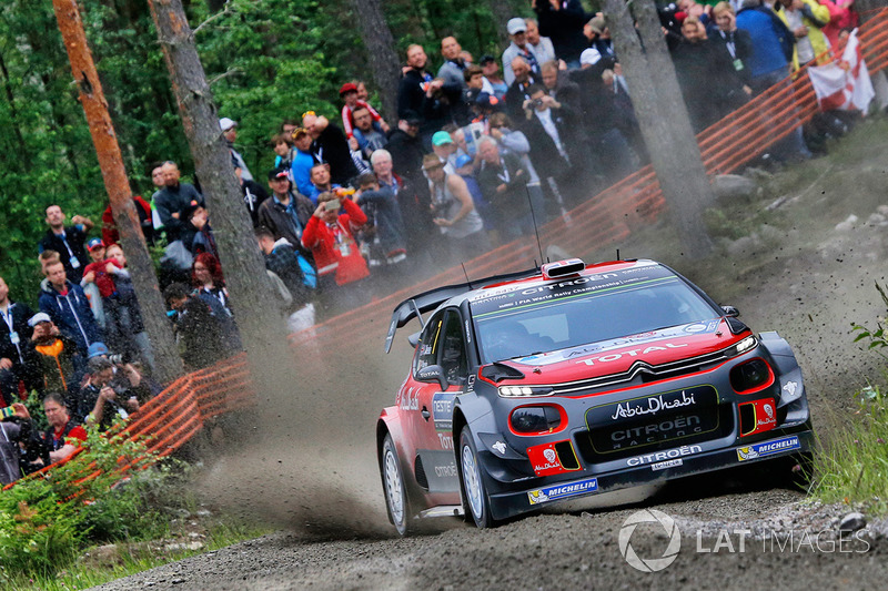 Кріс Мік, Пол Нейгл, Citroën C3 WRC, Citroën World Rally Team