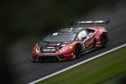 #78 Barwell Motorsport Lamborghini Huracan GT3: Leo Matchitski, Miguel Ramos, Richard Abra, Phil Kee
