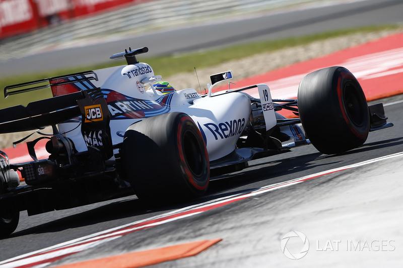 9 місце - Феліпе Масса, Williams