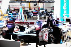 Автомобиль Сэма Бёрда, DS Virgin Racing
