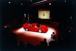 Ferrari F40 official presentation at Maranello July 21, 1987