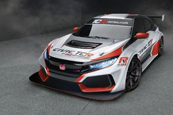 La nuova Honda Civic Type-R TCR