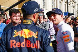 Daniel Ricciardo, Red Bull Racing, Max Verstappen, Red Bull