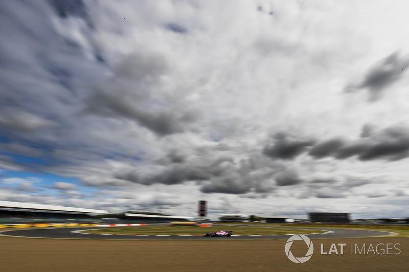 Серхіо Перес, Sahara Force India F1 VJM10