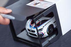 BMW M6 GT3 car model