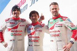 Honda WTCC-teszt