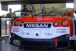 Nissan Motorsports GT-R NISMO GT3 rear detail