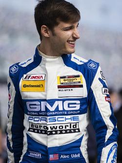 Alec Udell, GMG Racing