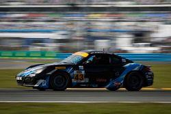 #43 Murillo Racing Porsche Cayman: Christian Szymczak, Christopher Stone