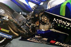 Détails de la Yamaha YZR-M1 2017