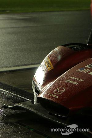 Front #55 Mazda Motorsports Mazda DPi: Jonathan Bomarito, Tristan Nunez, Spencer Pigot
