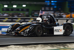 Travis Pastrana, driving the Radical SR3 RSX on track