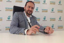 Giuseppe Pedretti, direttore commerciale PETRONAS