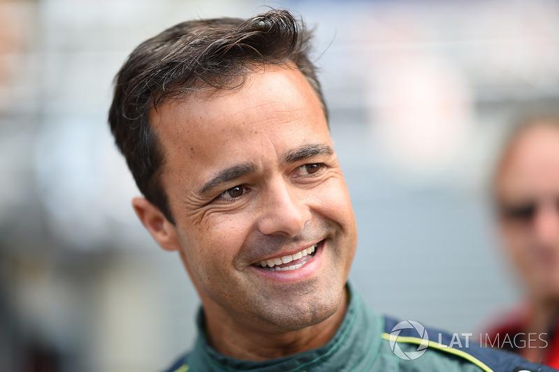 Pedro Lamy, Aston Martin Racing, Aston Martin Vantage, GTE Am