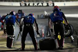 Graham Rahal, Rahal Letterman Lanigan Racing Honda, Boxenstopp