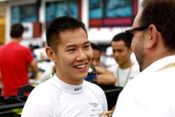 Adderly Fong, Bentley Team Absolute, Bentley Continental GT3