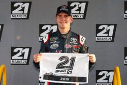 Polesitter William Byron, Kyle Busch Motorsports Toyota