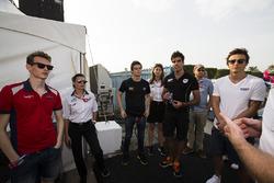 Emil Bernstorff, Arden International, Louis Delétraz, Carlin, Daniel de Jong, MP Motorsport & Artem