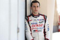 Pipo Derani, Toyota Racing