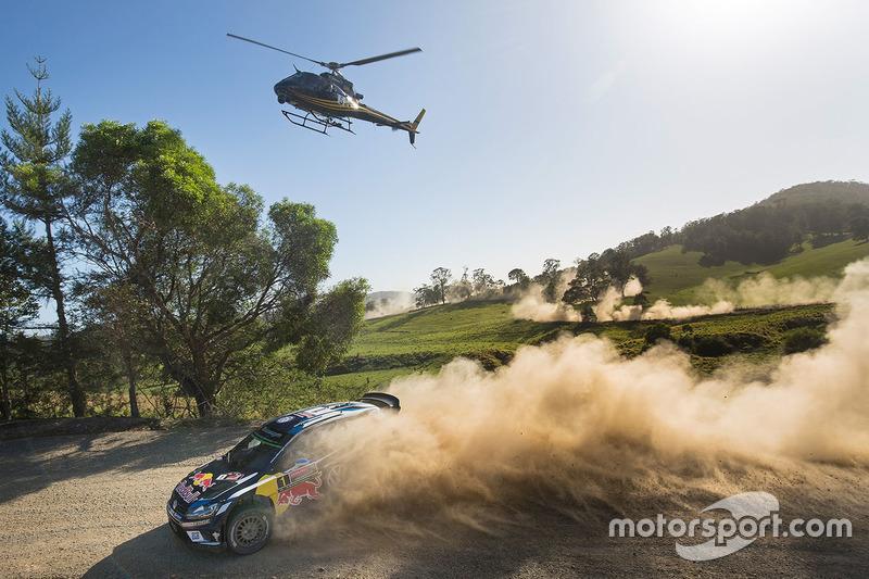 6. Sébastien Ogier, Julien Ingrassia, Volkswagen Polo WRC, Volkswagen Motorsport