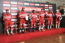 Himoinsa Racing Team Dakar, Gruppenfoto Fahrer