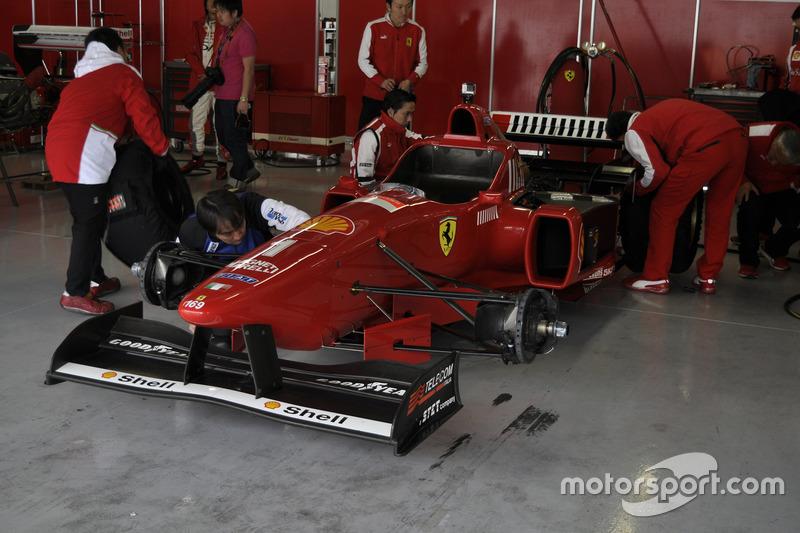 フェラーリF310(Ferrari F310)