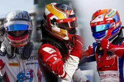 La lutte pour le titre GP3 Series : Alexander Albon, Charles Leclerc et Antonio Fuoco