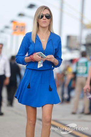 Katelyn Sweet, moglie di Kyle Larson