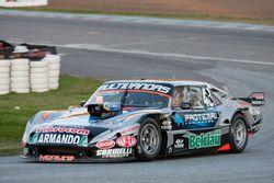 Christian Ledesma, Walter Hernandez, Augusto Carinelli, Las Toscas Racing Chevrolet