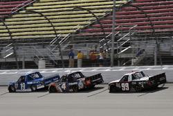 Austin Cindric, Brad Keselowski Racing Ford, Christopher Bell, Kyle Busch Motorsports Toyota, Darrel