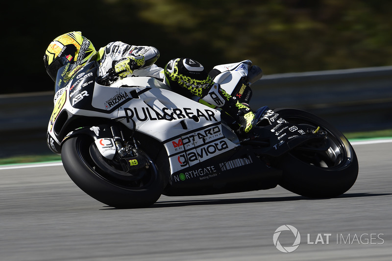 13. Alvaro Bautista, Aspar Racing Team