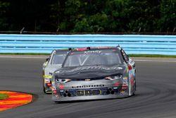 Brandon Jones, Richard Childress Racing Chevrolet, William Byron, JR Motorsports Chevrolet