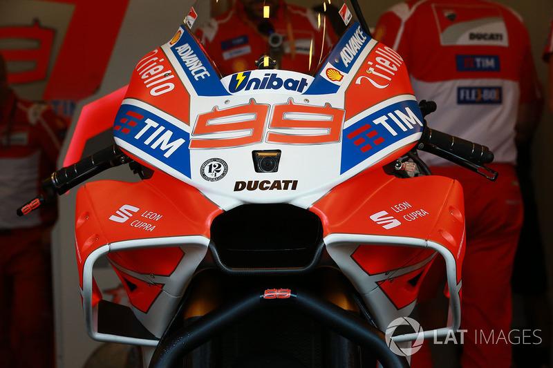 2017 - Ducati