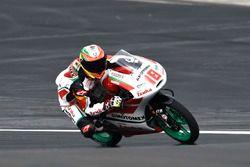Gabriel Martínez-Abrego, Motomex Team Moto3
