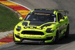 #7 VOLT Racing Ford Mustang: Alan Brynjolfsson, Chris Hall
