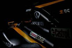 Renault Sport F1 Team RS17 cubierta del motor