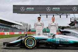 Lewis Hamilton, Mercedes AMG F1, Valtteri Bottas, Mercedes AMG F1