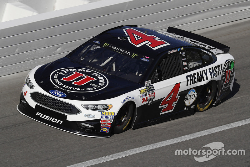 22. Kevin Harvick, Stewart-Haas Racing, Ford